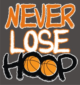 Never Lose Hoop {REVISED} small logo