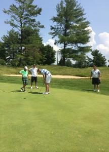 Jordan Hulls – Never Lose Hoop Golf Outing 02