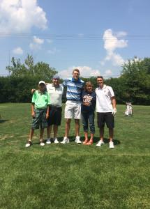Jordan Hulls – Never Lose Hoop Golf Outing 04