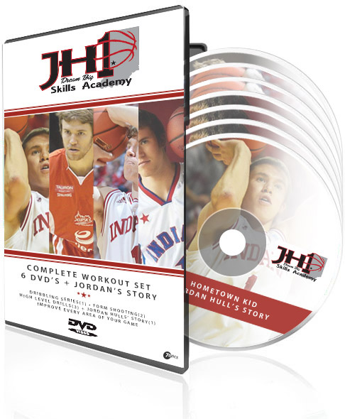 JH1 videos - Complete Workout Set
