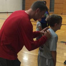 Basketball Camp Jordan Hulls – Campers 09