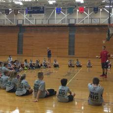 Jordan Hulls Basketball – Camp 01