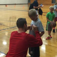 Jordan Hulls – Basketball Camp 10