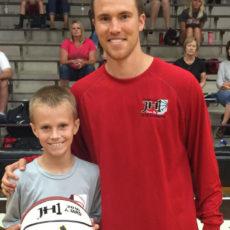 Jordan Hulls Basketball Skills Academy – Camp 07