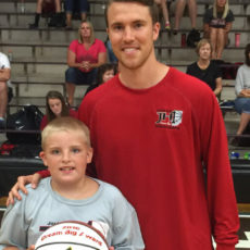 Jordan Hulls Skills Academy – Basketball Camp 08